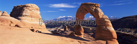 delicate arch arches national park moab