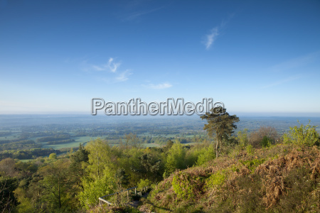 leith hill highest point in south
