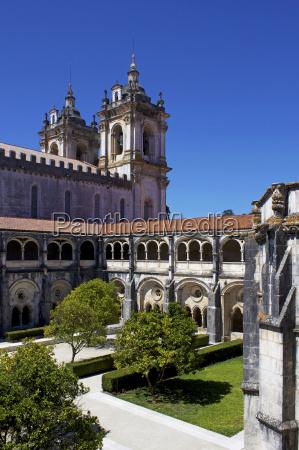 the monastery alcobaca unesco world heritage