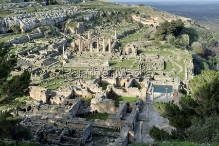 overview cyrene unesco world heritage site
