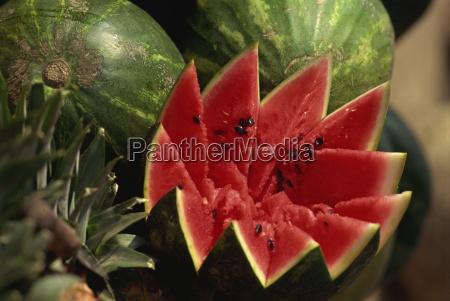 wassermelone, bereit, zu, essen - 20626417