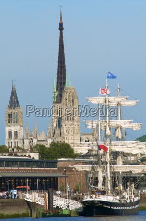 the belem 3 masts sail boat
