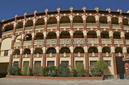 plaza de toros saragossa zaragoza aragon