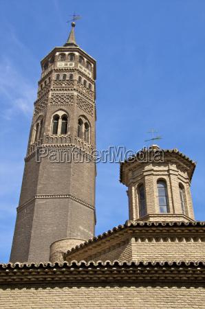 st pablo church and its mudejar