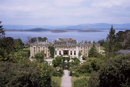 bantry house dating from the 18th