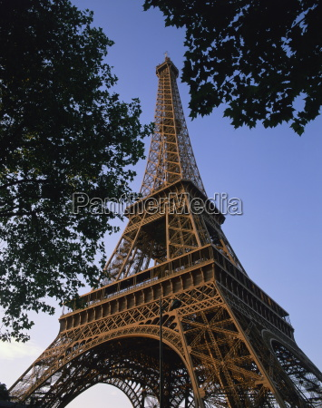 turm fahrt reisen europa paris frankreich