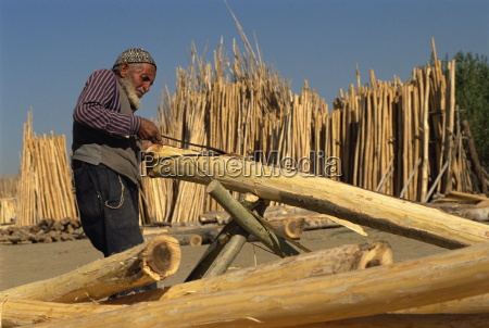 cutting timber ready for sale kurdistan