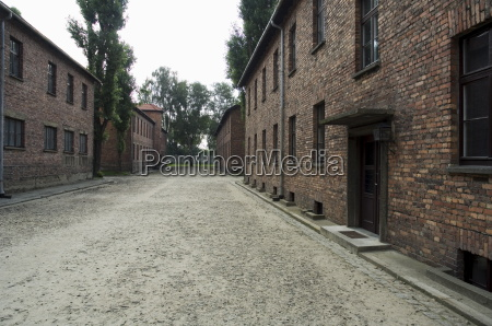 auschwitz concentration camp now a memorial