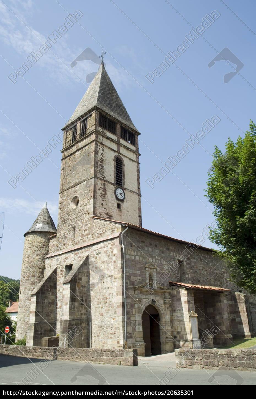 alte, kirche, in, st., etienne, de - 20635301
