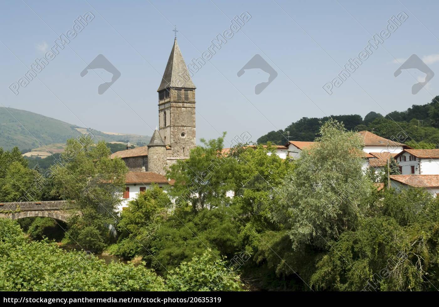 alte, kirche, in, st., etienne, de - 20635319