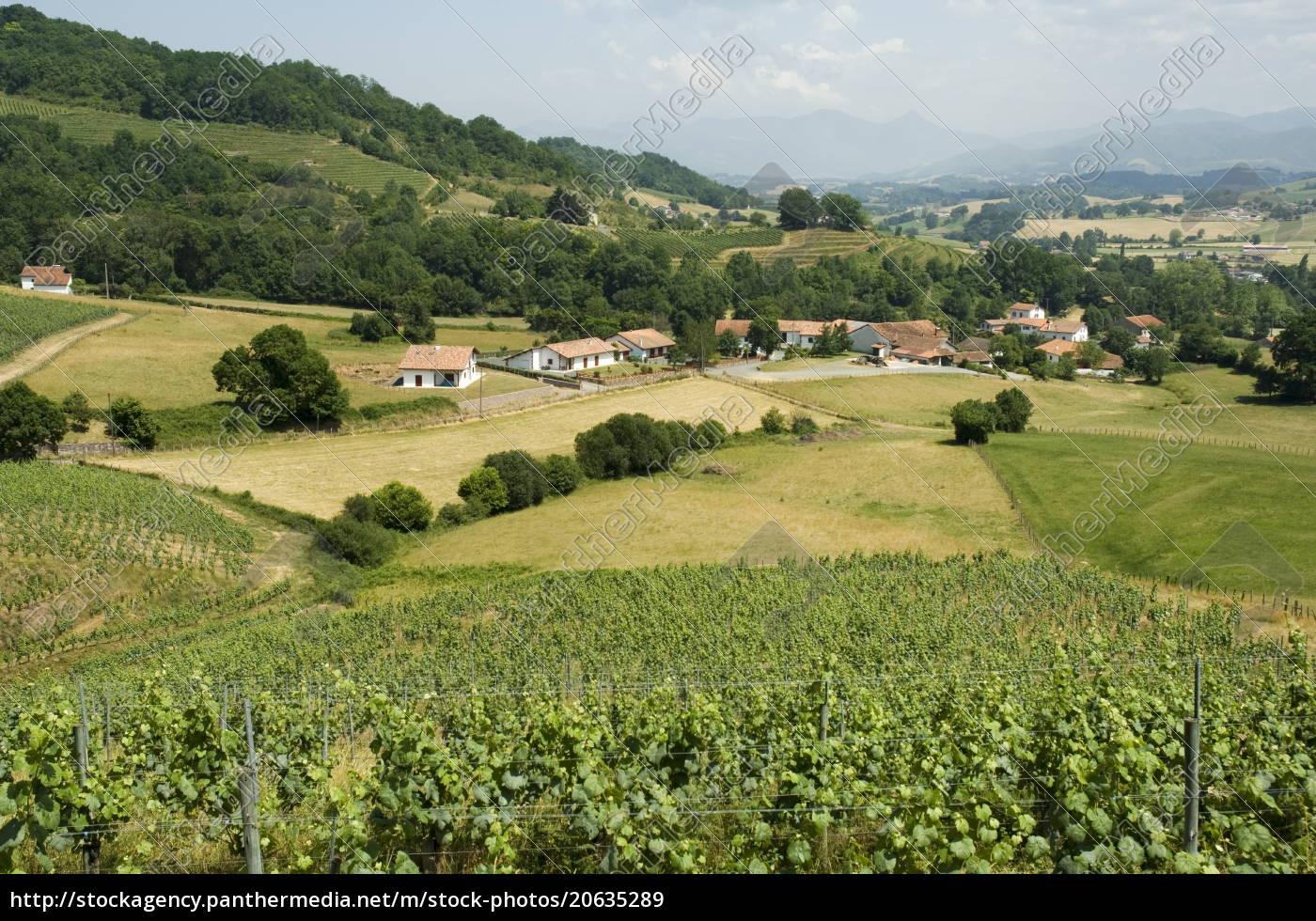 countryside, near, st., jean, pied, de - 20635289