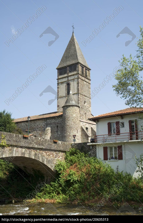 old, church, in, st., etienne, de - 20635313