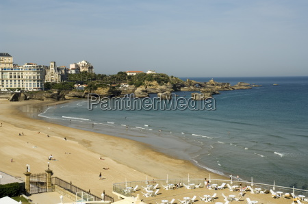 the, beach, , biarritz, , basque, country, , pyrenees-atlantiques, - 20635163