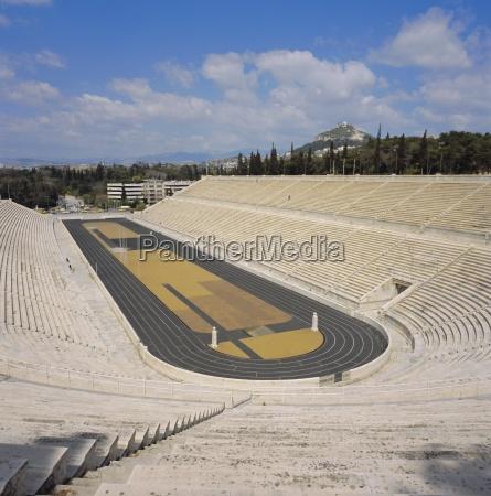 das stadion um 330 v chr