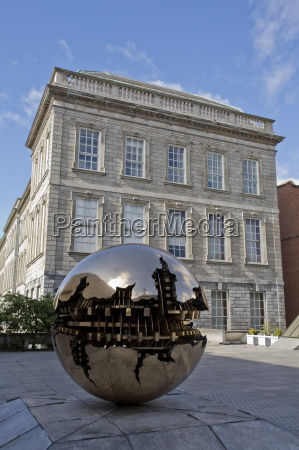 sphere into sphere trinity college dublin