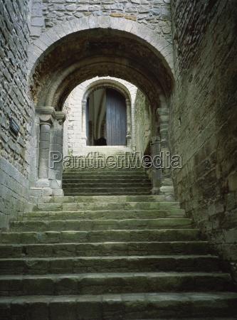 treppe treppen fahrt reisen stein europa