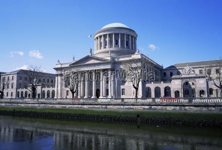 four courts dublin county dublin eire