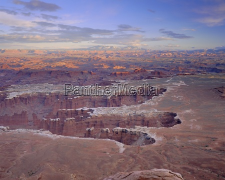 colorado plateau canyonlands national park utah