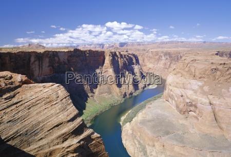 horseshoe bend colorado river page