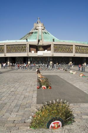 basilica de guadalupe a famous pilgrimage