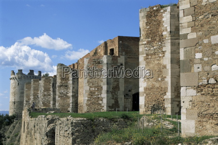 the 13th century castle built by
