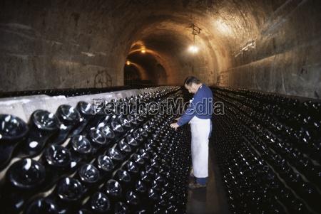 champagne wine cellar reims champagne ardennes