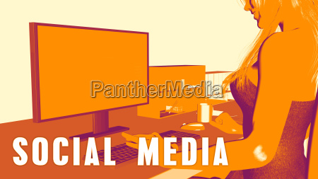 social media konzept kurs