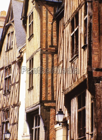half timbered houses old town tours