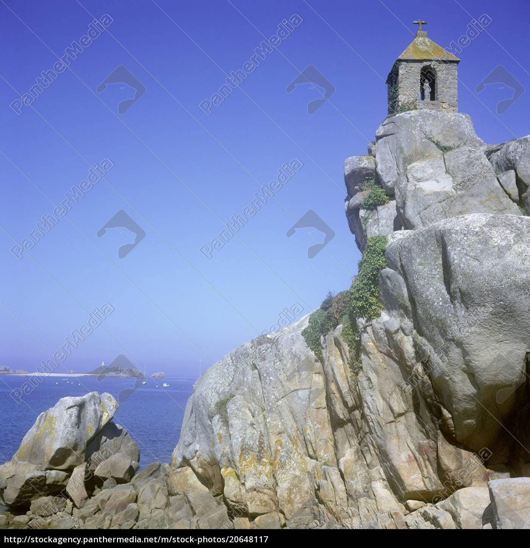 christliche, kapelle, notre, dame, de, port, blanc, auf - 20648117