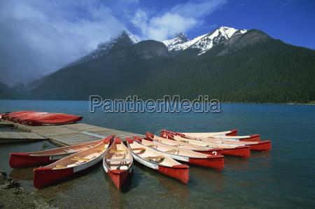 lake louise banff nationalpark unesco weltkulturerbe