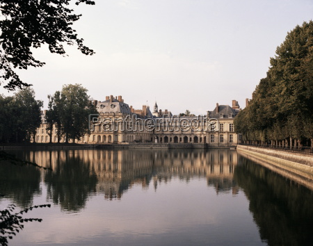 palace of fontainebleau unesco world heritage