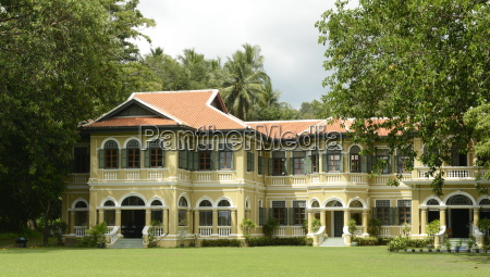 pracha house old mansion of a