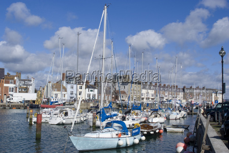 harbour view weymouth dorset england united