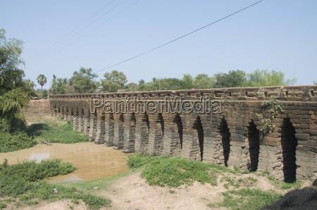 the 12th century bridge near siem