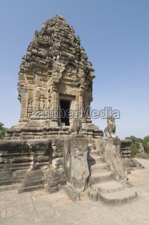 bakong temple ad881 roluos group near