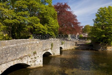 the old sheepwash bridge over the