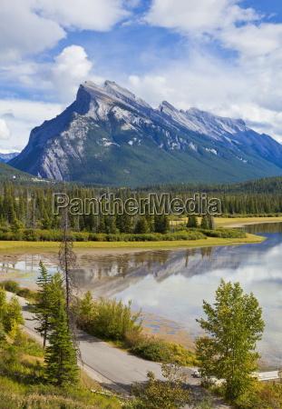 fahrt reisen farbe baum nationalpark kanada
