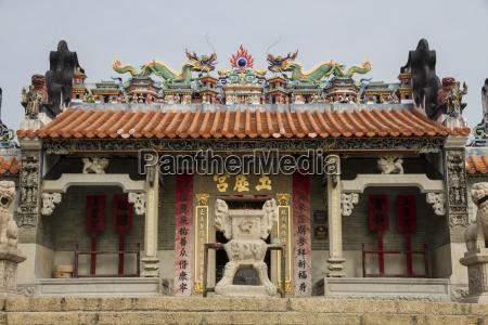 pak tai temple cheung chau island