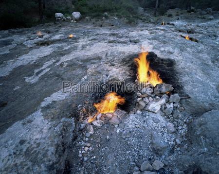 ewiges feuer der chimaere olymp tuerkei