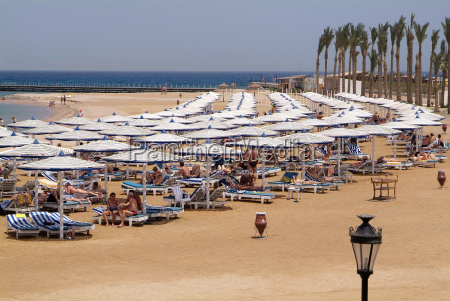 hotel beach hurghada red sea egypt