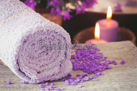 lila spa einstellung