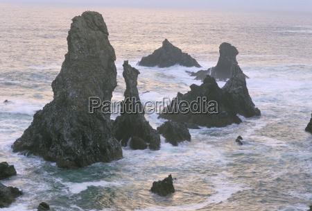 fahrt reisen stein wellen formation europid