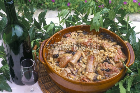 cassoulet de carcassonne by chef m