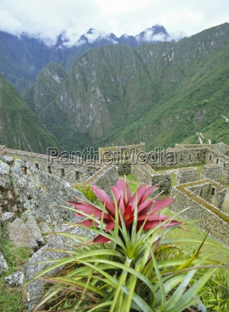 inca ruins machu picchu unesco world