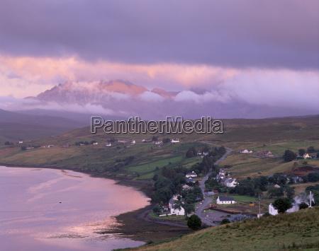 croftship of carbost loch harport and