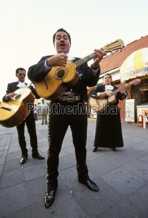 garibaldi square mexico city mexico north