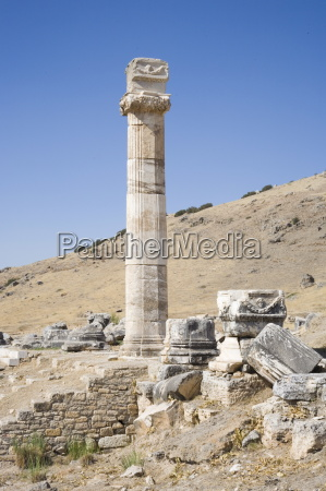 archaeological site of hierapolis pamukkale unesco