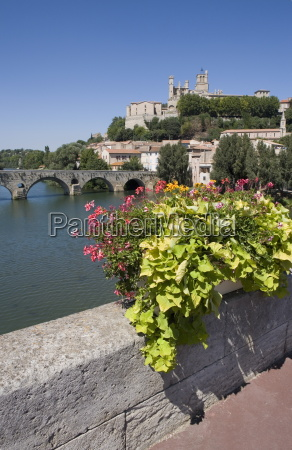 view of pont vieux from pont