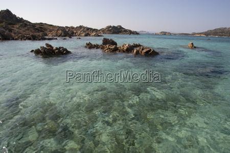 the madonna mantle maddalena islands la