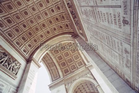 mahnmal gedenkstaette europa mauer paris frankreich